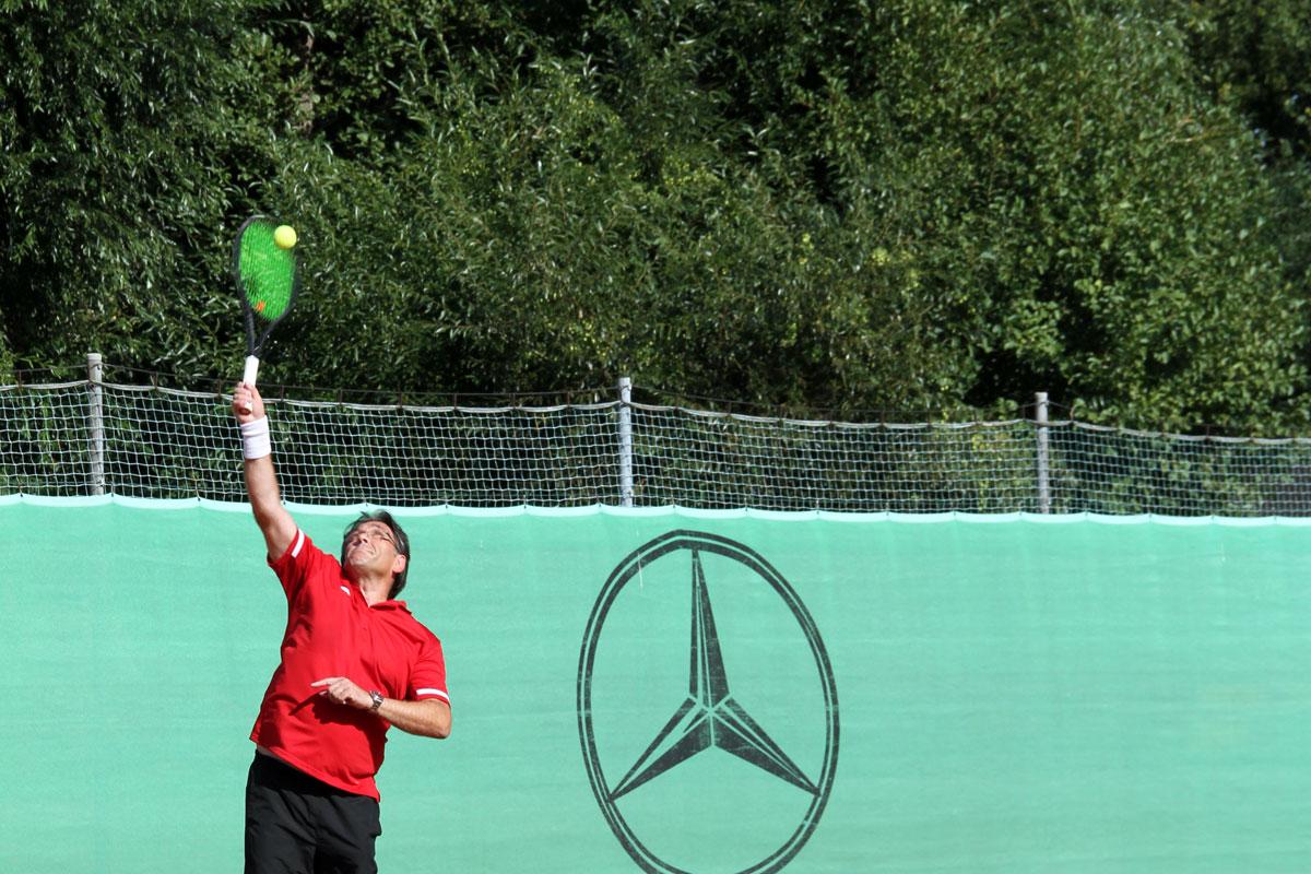 You are currently viewing Tennis spielen auf unserer schönen Anlage am Main